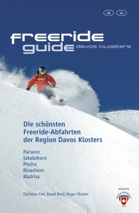 Titelcover Freeride Guide Davos Klosters