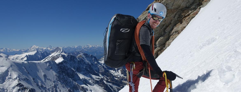 Aufstieg Jungfrau